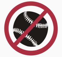 No Baseball by Designzz