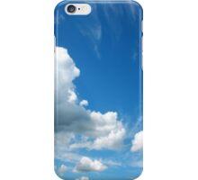 Cirrus and Cumulus Clouds iPhone Case/Skin