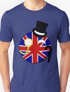 British ball Unisex T-Shirt