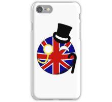 British ball iPhone Case/Skin