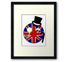 British ball Framed Print