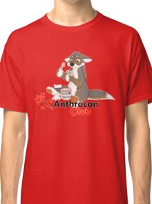 Not at Anthrocon Club Classic T-Shirt