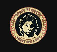 Snake Plissken (doesn't give a shit) Vintage Unisex T-Shirt