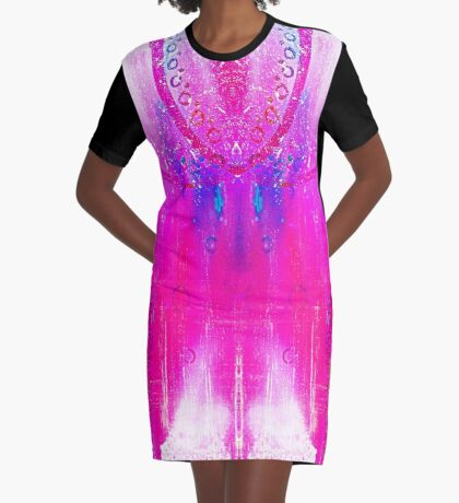 Dreamcatcher Graphic T-Shirt Dress
