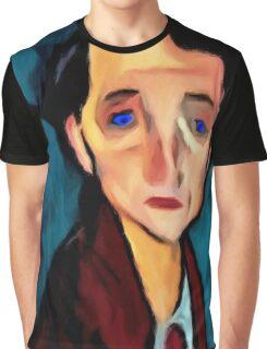 portrait-of-franz-hellens Graphic T-Shirt