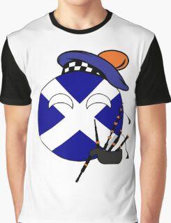 Scottish Ball Graphic T-Shirt