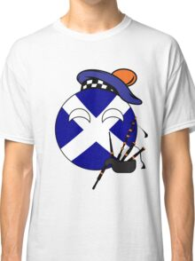Scottish Ball Classic T-Shirt