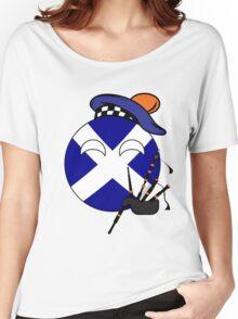 Scottish Ball Women's Relaxed Fit T-Shirt