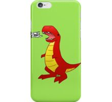 T-Rex? iPhone Case/Skin