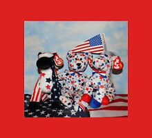 Teddy And His Patriotic Friends Unisex T-Shirt
