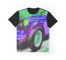 Purple-Car-Justin Beck-picture-2015101 Graphic T-Shirt