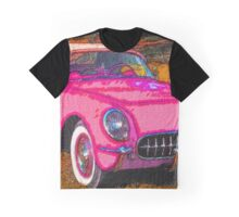 Pink-Passion-Car-Justin Beck-picture-2015109 Graphic T-Shirt