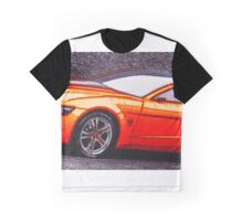 Orange-Car-Justin Beck-picture-2015108 Graphic T-Shirt