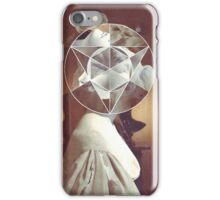 Geometric bust iPhone Case/Skin