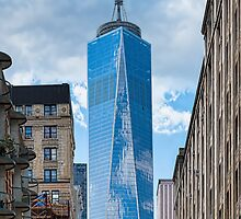 One World Trade Center by Beverley Goodwin