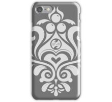 Labyrinth Damask iPhone Case/Skin