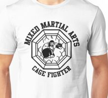 MMA Mixed Martial Arts Cage Fighter Unisex T-Shirt