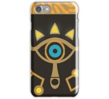 Sheikah Slate Design iPhone Case/Skin