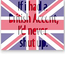 British Accent by miconr