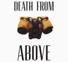 Assault Space Marine - Death from Above by Phosphorus Golden Design