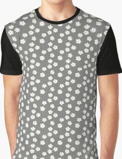 Elderflowers on grey Graphic T-Shirt