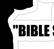 I Put the STUD in BIBLE STUDY Sticker