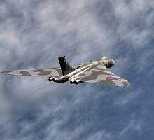 Vulcan Bomber XH558 by © Steve H Clark