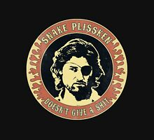 Snake Plissken (doesn't give a shit) Vintage 2 Unisex T-Shirt