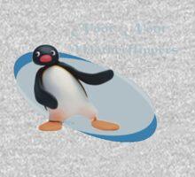 Pingu - Noot, Noot, Motherflippers One Piece - Long Sleeve