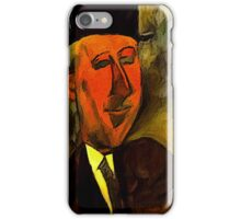 portrait of max jacobs iPhone Case/Skin