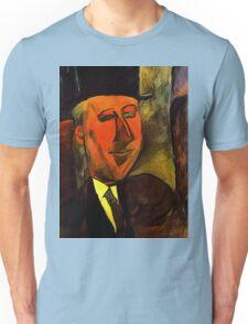 portrait of max jacobs Unisex T-Shirt