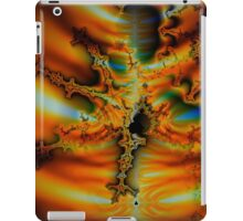 yellow graveyard iPad Case/Skin