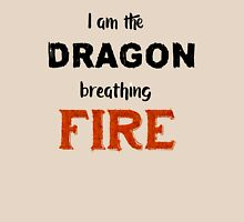 Dragon Breathing Fire Women's Relaxed Fit T-Shirt