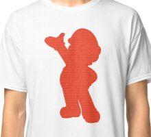 Mario Franchise Classic T-Shirt