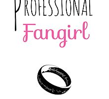 Professional Fangirl - Lord of the Rings by pinkpunk83