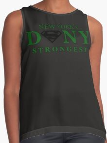 NYC DSNY Strongest Contrast Tank