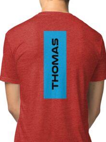 Geraint Thomas Black Tri-blend T-Shirt