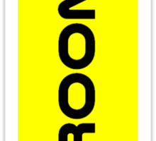 Chris Froome Yellow Sticker