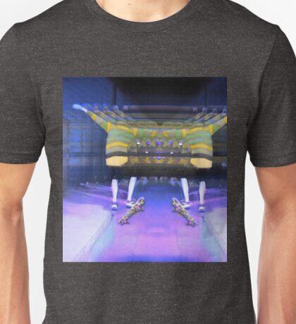 SICK GLITCH TRIX Unisex T-Shirt
