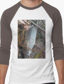 feather Men's Baseball ¾ T-Shirt