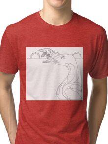Midnight Sun Migration Tri-blend T-Shirt
