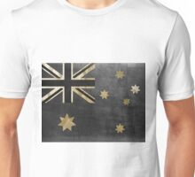 Australian Flag Fashion Glamour  Unisex T-Shirt