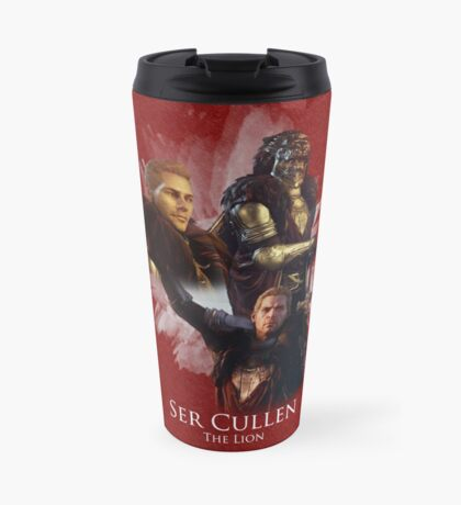Ser Cullen - The Lion Travel Mug