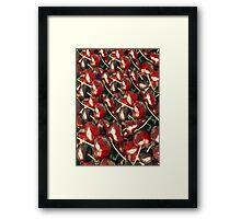 cherry zz Framed Print