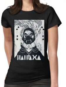 Grimes Artwork #3 Womens Fitted T-Shirt
