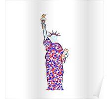 Lady Liberty II Poster