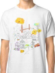 Friends + Neighbors : San Francisco Classic T-Shirt