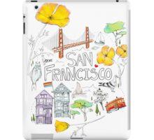 Friends + Neighbors : San Francisco iPad Case/Skin