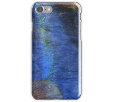 Nothing real can be threatened. iPhone Case/Skin