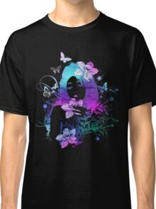 Beautiful Watercolor Girl Classic T-Shirt